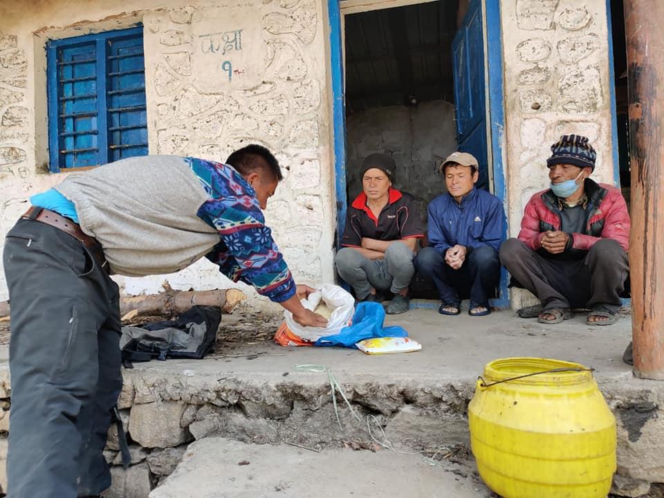 Nepal Aid_Dawa